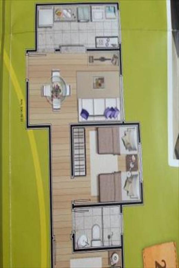 Apartamento para Venda por R$240.000,00 - Aricanduva, São paulo / SP
