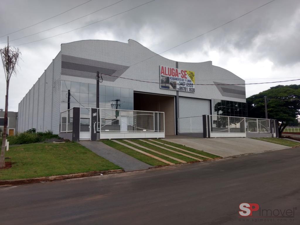Galpão para Aluguel por R$16.000,00/Mês - Botafogo, Campinas / SP