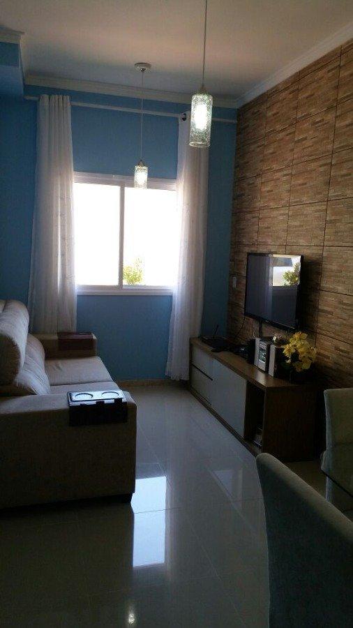 Apartamento para Venda por R$240.000,00 - Vila monte santo, São paulo / SP