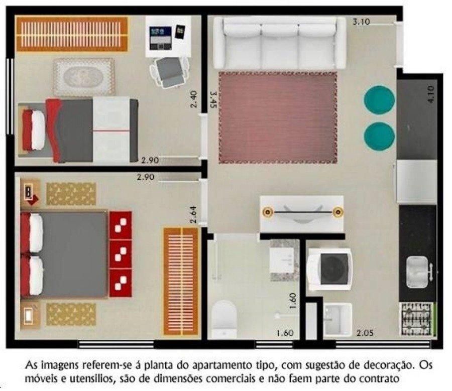 Apartamento para Venda por R$169.000,00 - Vila cisper, São paulo / SP