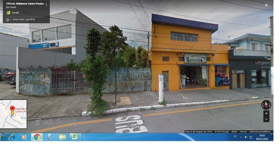 Terreno Comercial para Venda por R$1.000.000,00 - Vila matilde, São paulo / SP