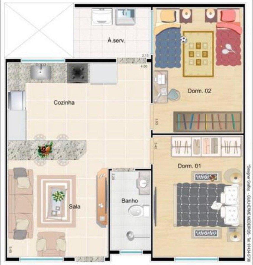 Apartamento para Venda por R$240.000,00 - Cidade patriarca, São paulo / SP