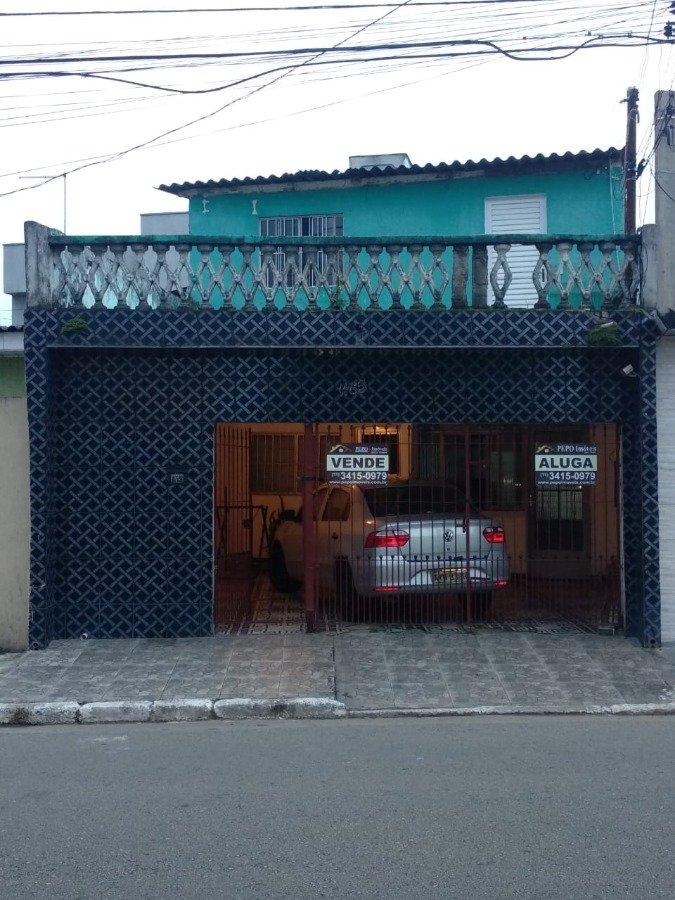 Casa para Aluguel por R$1.100,00/Mês - Vila jacuí, São paulo / SP