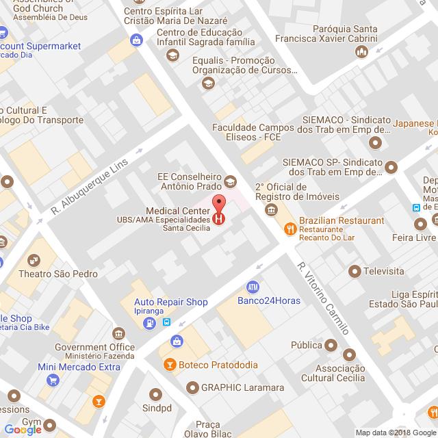 Apartamento para Venda por R$550.000,00 - Santa cecilia, São paulo / SP