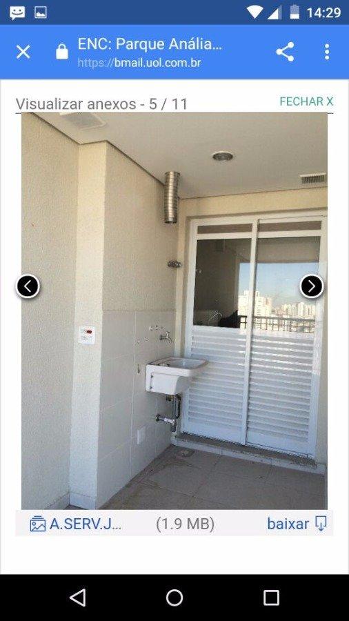 Apartamento Cobertura para Venda por R$1.250.000,00 - Jardim anália franco, São paulo / SP
